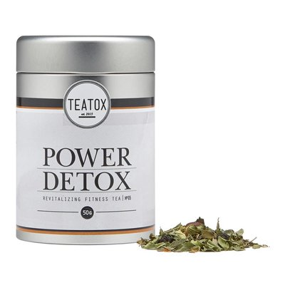 Teatox Kräutertee Power Detox