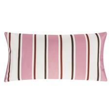 Pad Concept OUTDOOR KISSEN gestreift - pink 35x60 cm