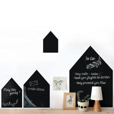 Nuukk TAFELSTICKER Häuser 4er Set