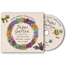 KINDERLIEDER-CD Ingas Garten