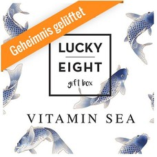 GESCHENKBOX August 2016 - VITAMIN SEA