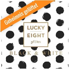 GESCHENBOX Mai 2016 - BLACK & WHITE