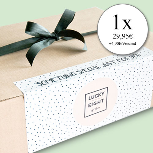Lucky Eight Abo Box 1 Monat