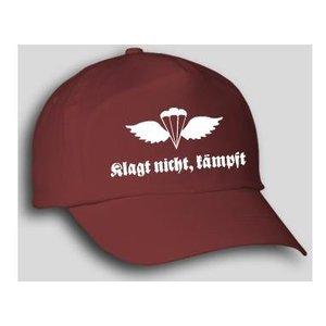 Guntia Militaria Cap Fallschirmjäger