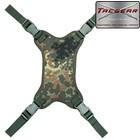 TacGear TacGear Helm-X, flecktarn