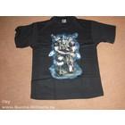 MMB T-Shirt Wikinger 3, schwarz