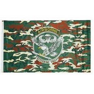 Mil-Tec Fahne US Airborne Tarn, 90x150cm