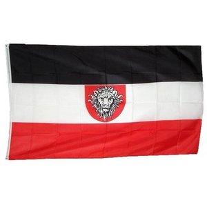 Fahne Deutsch Ostafrika, 90x150cm