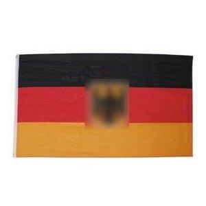 MFH Fahne, Deutschland mit Adler 90 x 150
