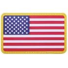 MFH 3D Velcro badge USA