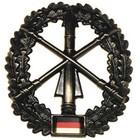 MFH BW Barettabzeichen, Heeresflugabwehr, Metall