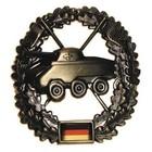 MFH BW Barettabzeichen, Panzeraufklärer, Metall