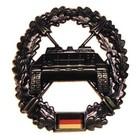 MFH BW Barettabzeichen, Panzerjägertruppe, Metall