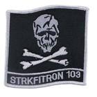 MFH Stickabzeichen, VF-103 JOLLY ROGERS