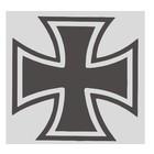 Guntia Militaria Aufkleber Kreuz