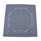 MFH Bandana, grey black