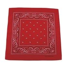 MFH Bandana, red-white