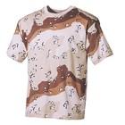 MFH US T-Shirt, halbarm, 6 Farben desert