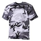 MFH US Tarn T-Shirt, halbarm, urban