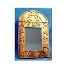 Anderswelt Import Halbrunder Spiegel