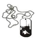 Guntia Militaria identification tag, dog tag, Uboot 96