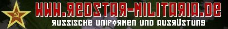 Red Star Militaria - Russische Uniformen, Dekomunition und Dekowaffen