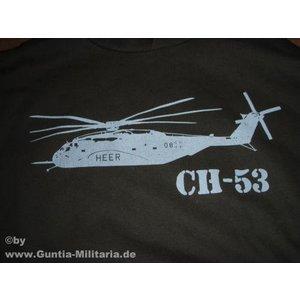 Guntia Militaria Kapuzenpulli CH-53