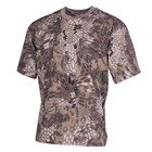 MFH U.S. T-shirt, short-sleeved, snake FG