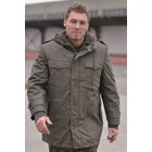 Mil-Tec Bundeswehr Parka with lining, olive
