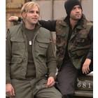 Mil-Tec Ranger vest lined, olive