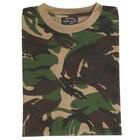 Mil-Tec Camo T-shirt, British DPM