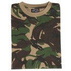 Mil-Tec Tarn T-Shirt, Britisch DPM
