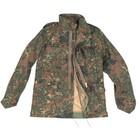 Mil-Tec U.S. M65 field jacket with lining, Kids, BW camo