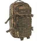 Mil-Tec Rucksack US Assault Pack, klein, flecktarn