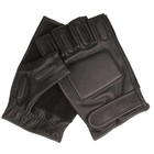 Mil-Tec Security Fingerlinge, leather, black
