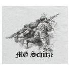 MMB T-Shirt MG Schütze