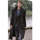 Mil-Tec BW Navy coat cloth