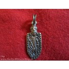 Anderswelt Import pendant antique brass-look viking shield
