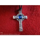 Anderswelt Import Amulett Keltisches Kreuz