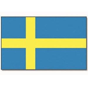 Mil-Tec Fahne Schweden, 90x150cm