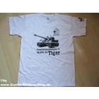 Guntia Militaria T-Shirt Tiger tank 506