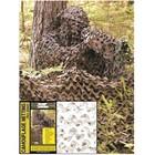 CamoSystems Camouflage Net Pro, Crazy Camo, white