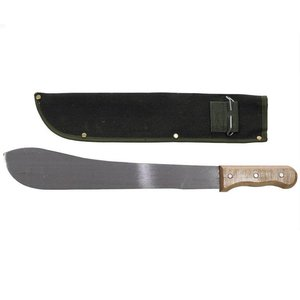 MFH Bolo Machete, with Canvas sheath