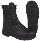 "MFH German Combat Boots, black, leather lining, Mod ""2000"""