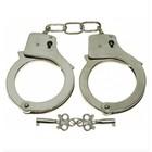 MFH Handcuffs, chrome, with 2 keys