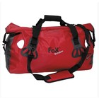Fox Outdoor Bag, DRY PAK 40, red, waterproofed