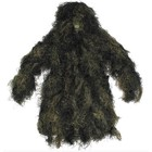 MFH camouflage parka, Ghillie, woodland