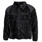 MFH U.S. fleece jacket, GEN III, Lev.3, cold weather, black