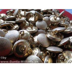 Uniform buttons grained, gold