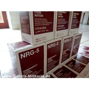 Emergency Rations, NRG-5